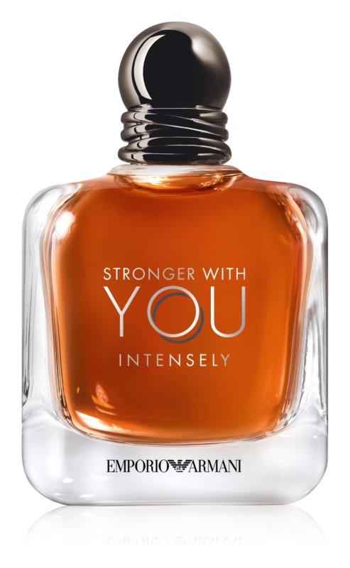 Armani Emporio Stronger With You Intensely parfémovaná voda pro muže 100 ml
