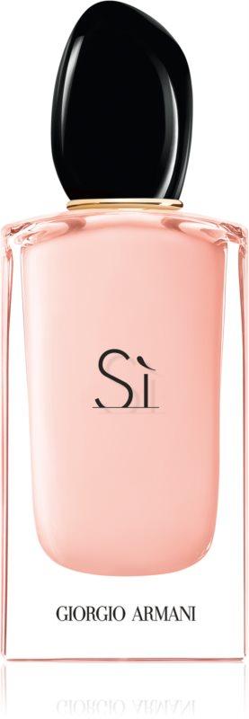 Armani Sì  Fiori Eau de Parfum voor Vrouwen  100 ml