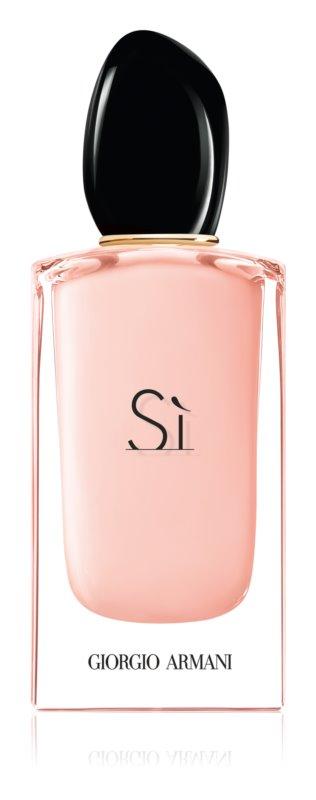 Armani Sì  Fiori parfumovaná voda pre ženy 100 ml