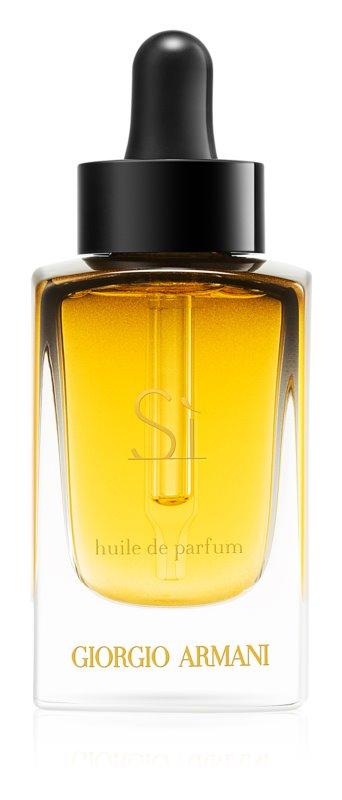 Armani Sì Perfumed Oil for Women 30 ml