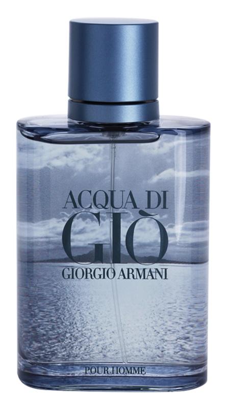 e6710cf2b5207d Armani Acqua di Giò Pour Homme Blue Edition Summer Eau de Toilette for Men  100 ml