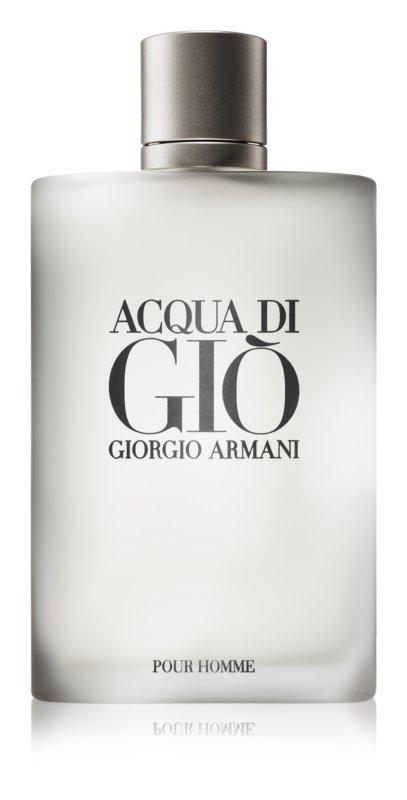 Armani Acqua di Giò Pour Homme toaletna voda za muškarce 200 ml