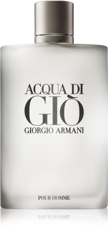 38687dbde33 Armani Acqua di Giò Pour Homme woda toaletowa dla mężczyzn 200 ml