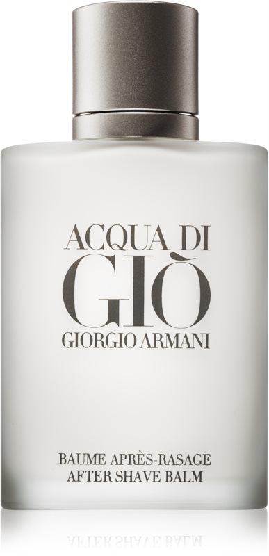 Armani Acqua di Giò Pour Homme balsam po goleniu dla mężczyzn 100 ml