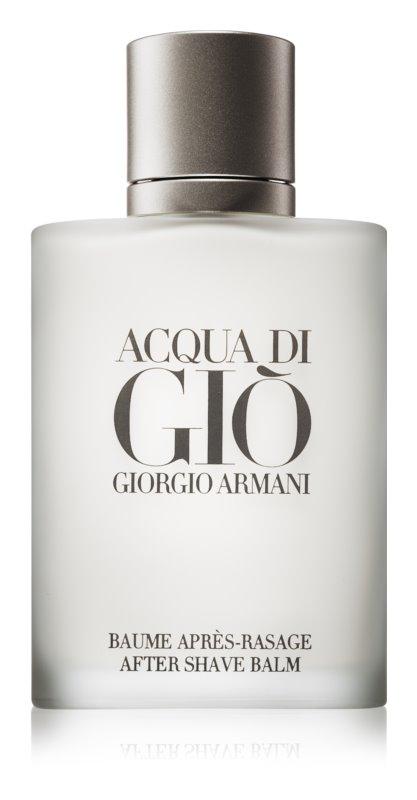 Armani Acqua di Giò Pour Homme balzám po holení pre mužov 100 ml