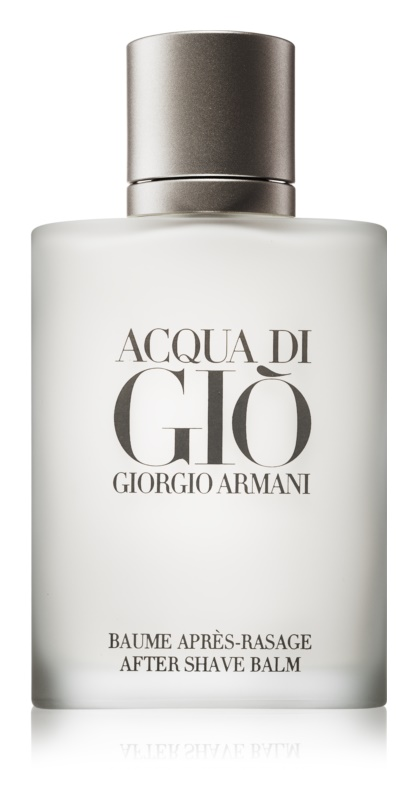 Armani Acqua di Giò Pour Homme Baume après-rasage pour homme 100 ml