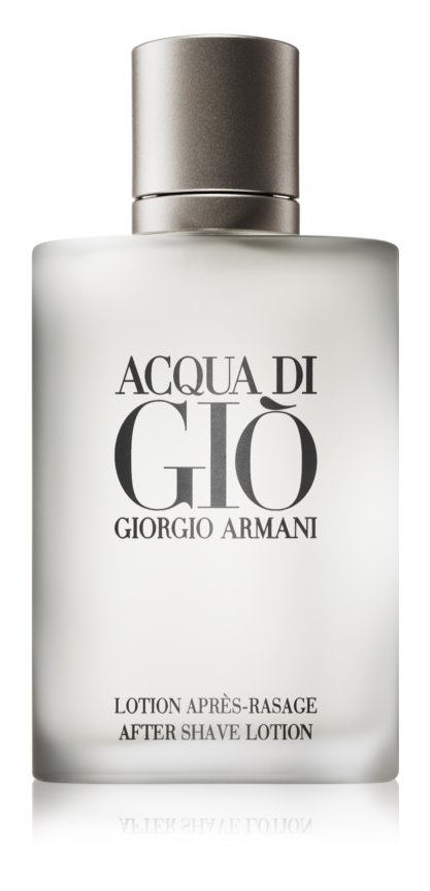 Armani Acqua di Giò Pour Homme after shave pentru barbati 100 ml