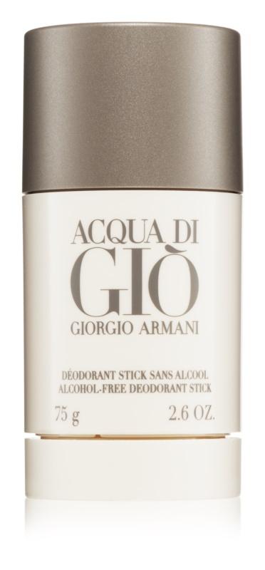 Armani Acqua di Giò Pour Homme Deodorant Stick voor Mannen 75 ml