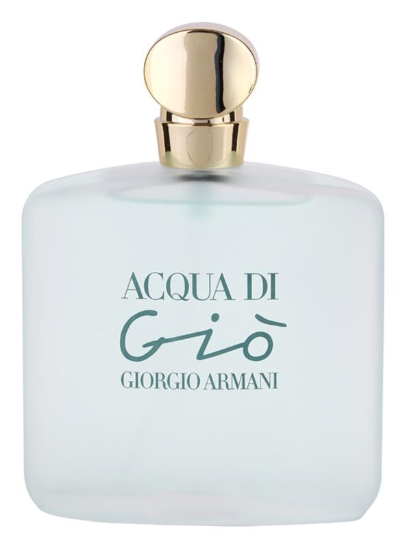 Armani Acqua di Giò eau de toilette pour femme 100 ml