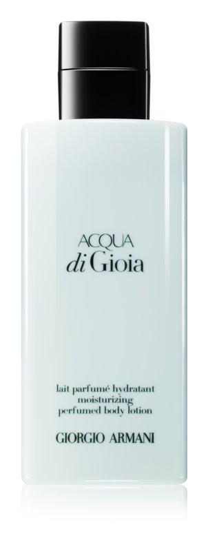 Armani Acqua di Gioia lotion corps pour femme 200 ml
