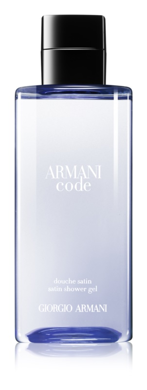 Armani Code gel doccia per donna 200 ml