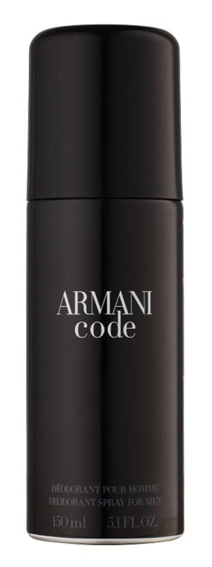 Armani Code deospray per uomo 150 ml