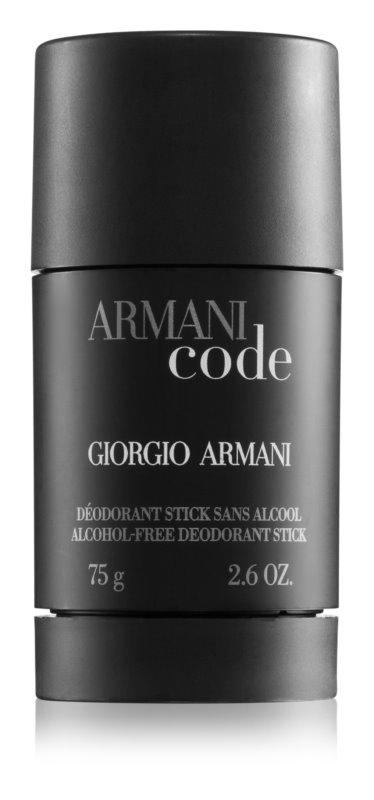 Armani Code Deodorant Stick for Men 75 ml