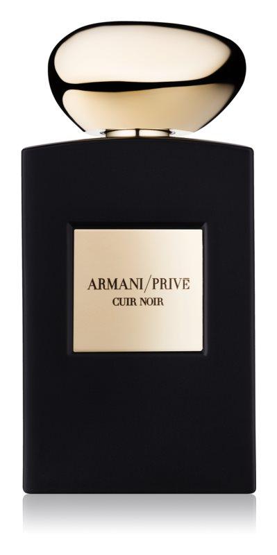 Armani Prive Cuir Noir parfémovaná voda unisex 250 ml
