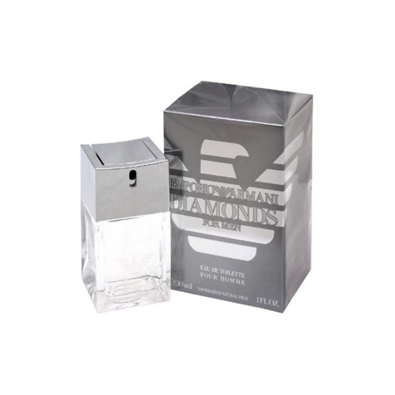 Armani Emporio Diamonds for Men eau de toilette pentru barbati 75 ml
