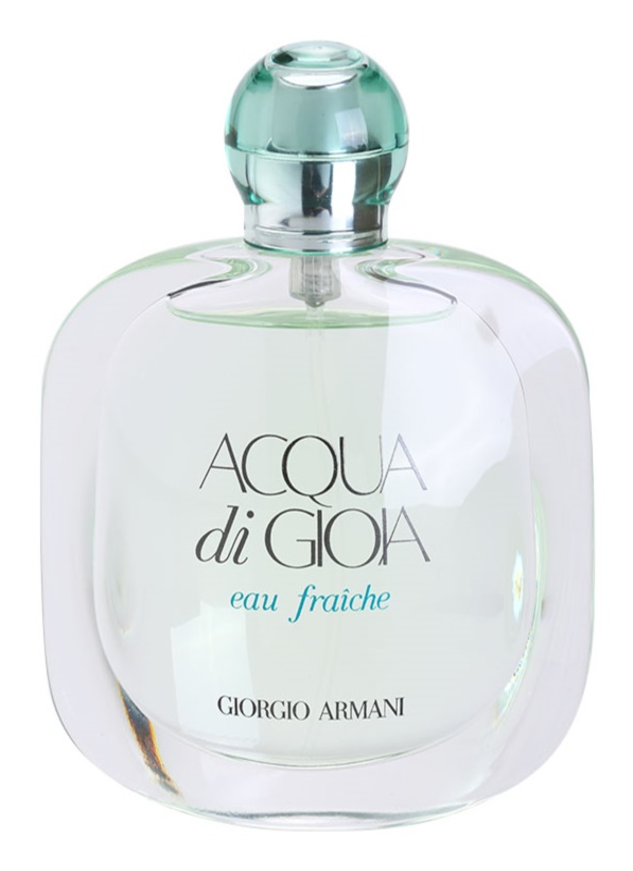 Armani Acqua di Gioia Eau Fraiche Eau de Toilette voor Vrouwen  50 ml