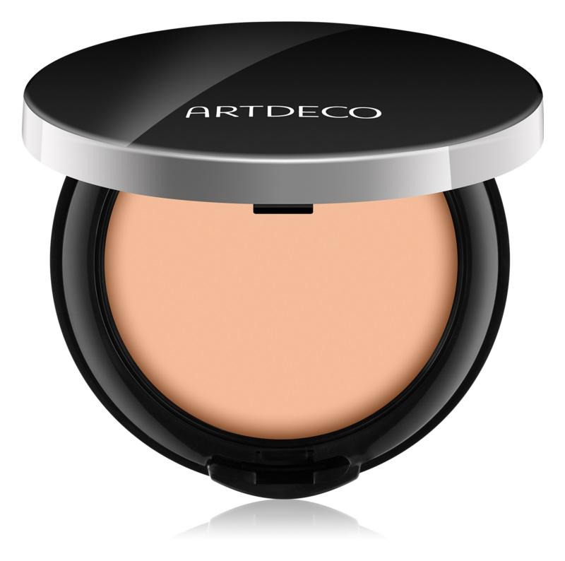 Artdeco Double Finish krémový kompaktný make-up