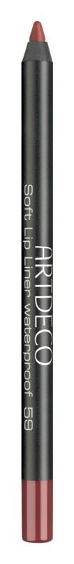 Artdeco Beauty of Nature vodeodolná ceruzka na pery