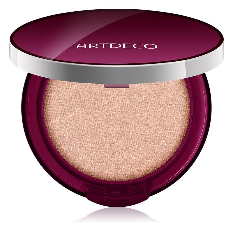 Artdeco Highlighter Powder Compact rozświetlający puder w kompakcie