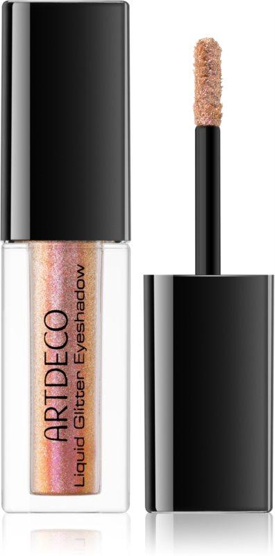 Artdeco Liquid Glitter Eyeshadow brokatowe cienie do powiek w płynie