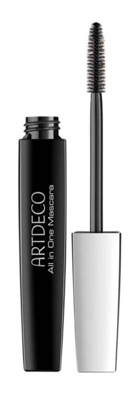 Artdeco All in One Mascara Wimperntusche für mehr Volumen, Styling und Wimpernlifting