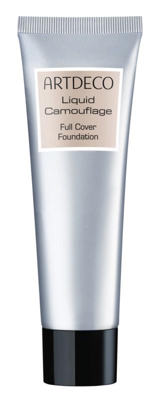 Artdeco Liquid Camouflage Full Cover Foundation make-up ekstremalnie kryjący do wszystkich rodzajów skóry