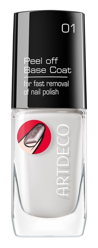 Artdeco Crystal Garden Peel-Off Base Coat For Nails