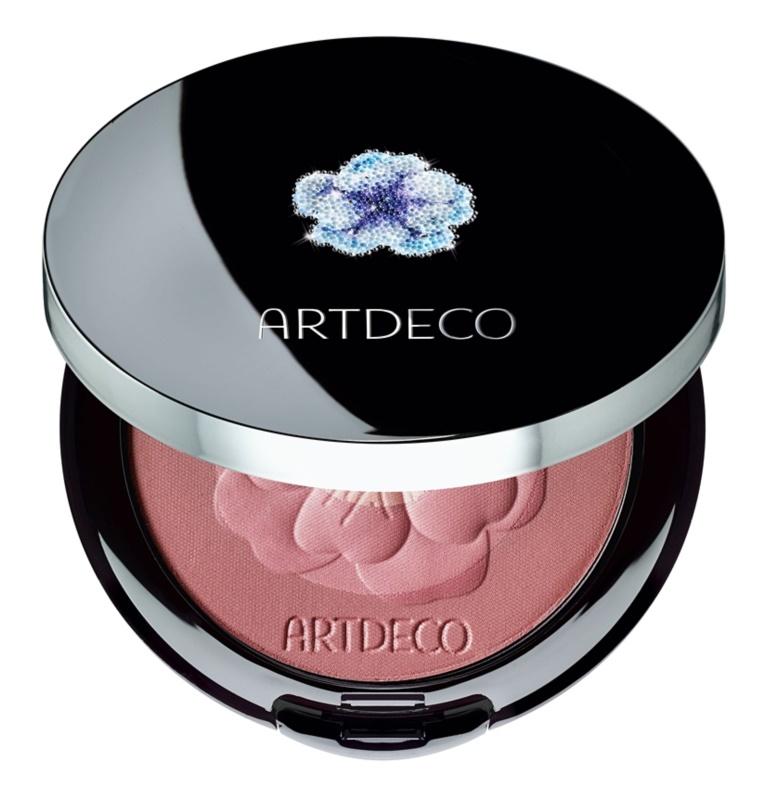 Artdeco Crystal Garden blush lunga durata