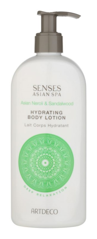 Artdeco Asian Spa Deep Relaxation Body Lotion with Moisturizing Effect