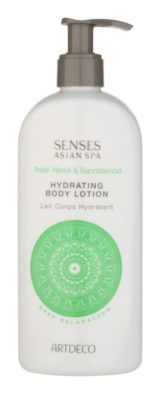 Artdeco Asian Spa Deep Relaxation mleczko do ciała o dzłałaniu nawilżającym