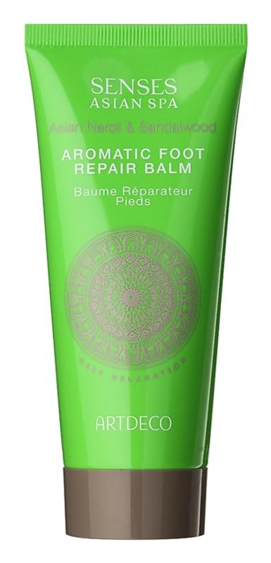 Artdeco Asian Spa Deep Relaxation aromatický regeneračný balzam na popraskané chodidlá