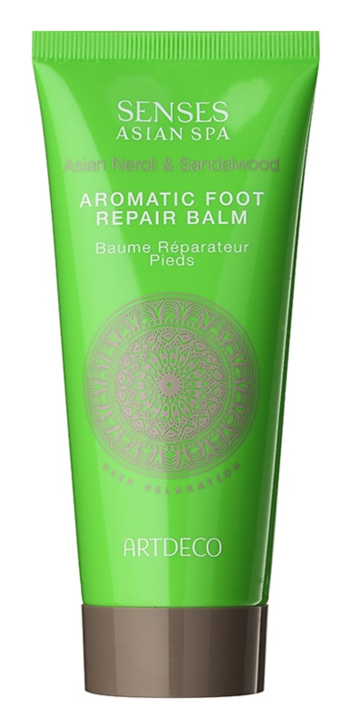Artdeco Asian Spa Deep Relaxation aromatyczny balsam regenerujący na popękane stopy
