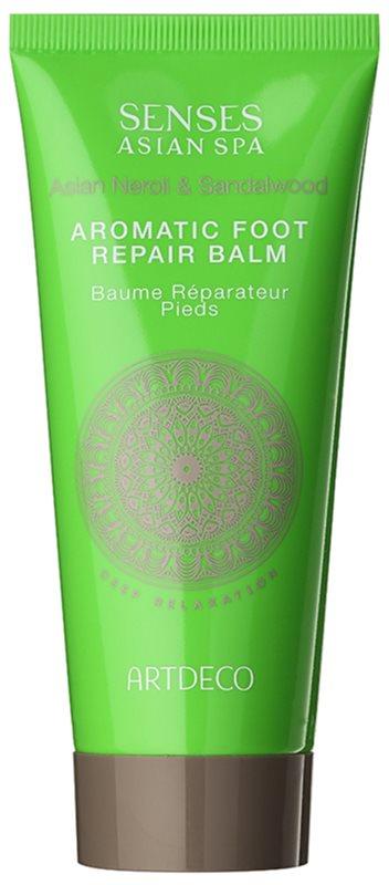 Artdeco Asian Spa Deep Relaxation ароматен регенериращ балсам за напукани крака