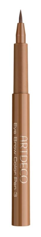 Artdeco Eye Brow Color Pen tekoče črtalo za obrvi