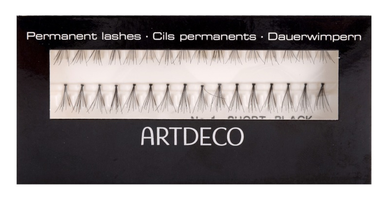 Artdeco False Eyelashes permanentní umělé řasy