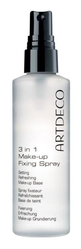 Artdeco 3 in 1 Make Up Fixing Spray spray fissante per il trucco