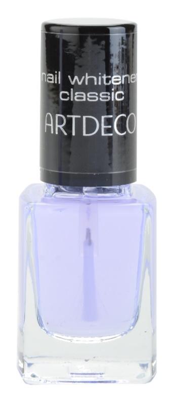 Artdeco Nail Whitener Classic Nail Polish With Whitening Effect