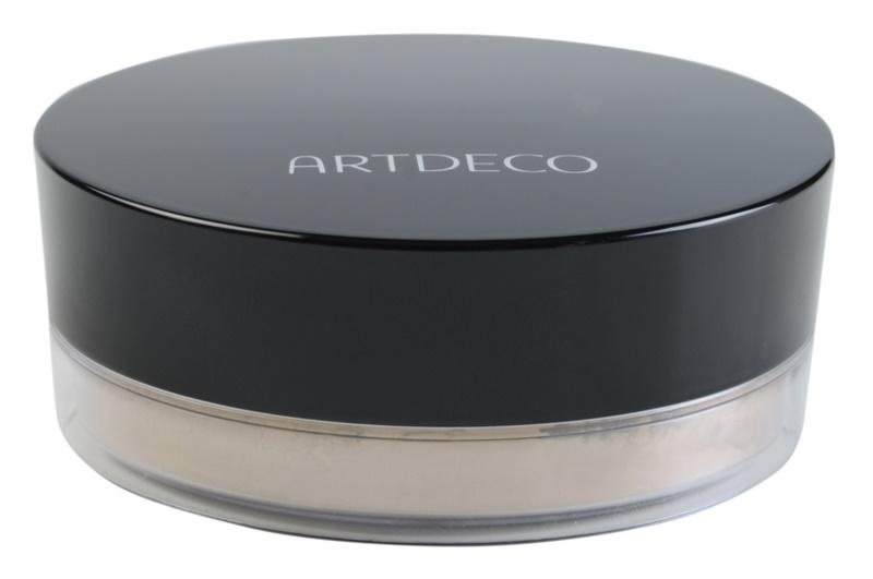 Artdeco Fixing Powder puder transparentny z aplikatorem