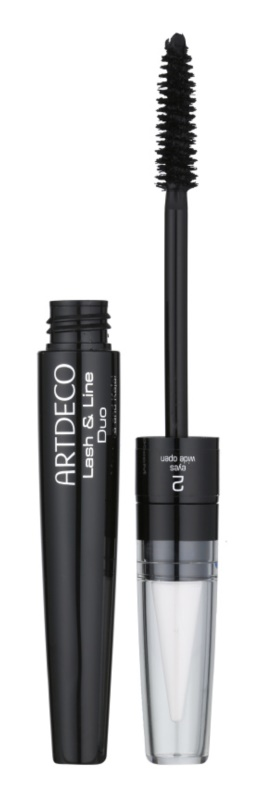 Artdeco Scandalous Eyes Lash & Line Duo Mascara and Kohl Eyeliner 2 In 1
