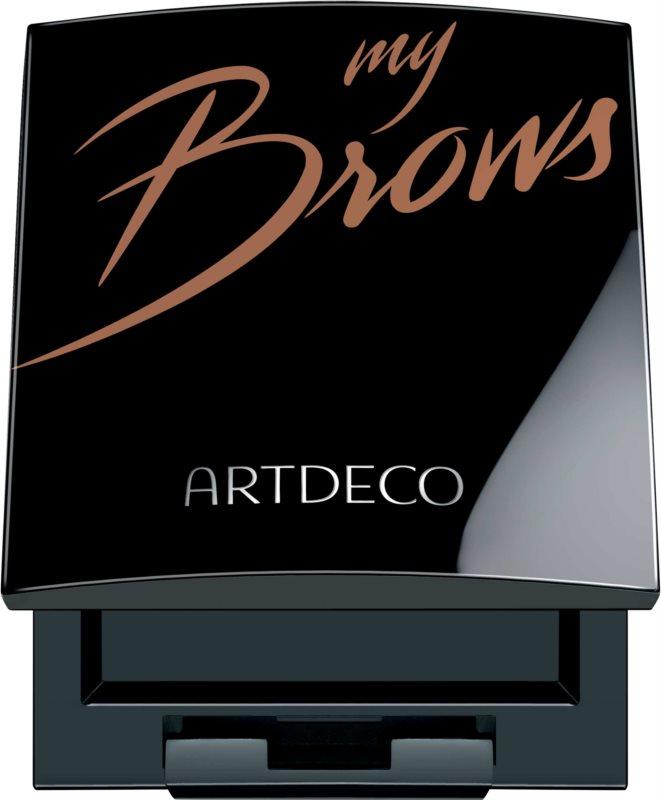 Artdeco Let's Talk About Brows kazeta na dekorativní kosmetiku