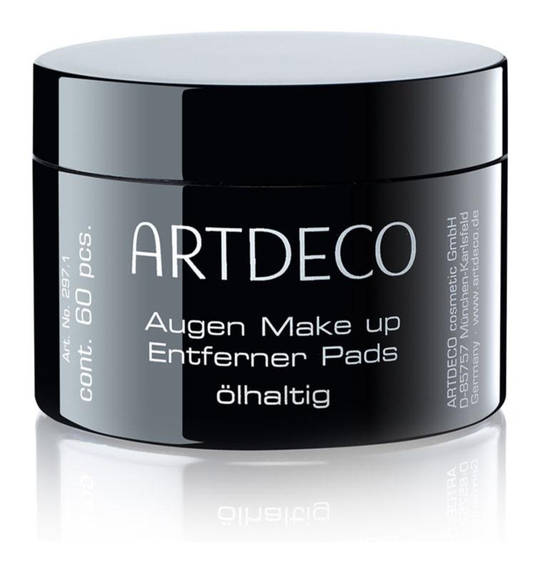 Artdeco Eye Makeup Remover Tampons zum Abschminken