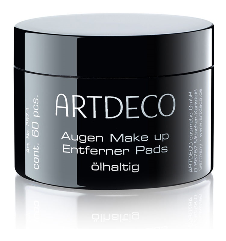 Artdeco Eye Makeup Remover waciki do demakijażu