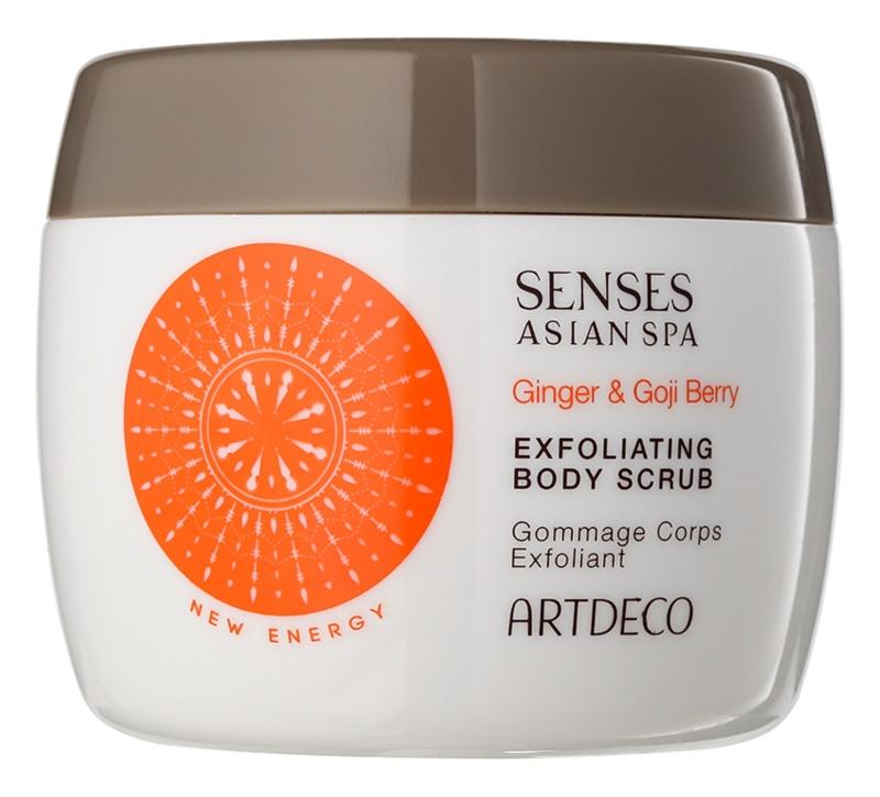 Artdeco Asian Spa New Energy exfoliante revitalizante para el cuerpo