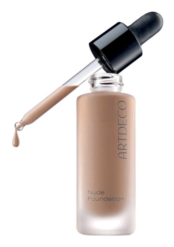 Artdeco Nude Foundation leichtes Make up in Tropfenform für ein natürliches Aussehen