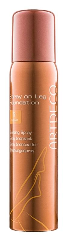 Artdeco Spray on Leg Foundation spray auto-bronzant