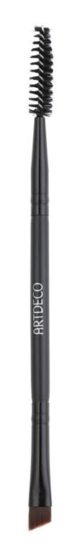 Artdeco 2 in 1 Brow Perfector ecset a szemöldökre kétoldalas