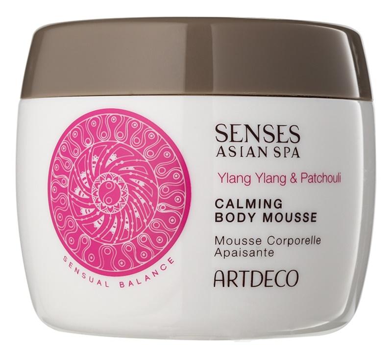 Artdeco Asian Spa Sensual Balance espuma corporal calmante  con efecto humectante