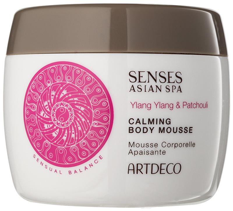 Artdeco Asian Spa Sensual Balance mousse corporal apaziguadora com efeito hidratante