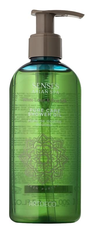 Artdeco Asian Spa Skin Purity ošetrujúci sprchový olej pre jemnú a hladkú pokožku