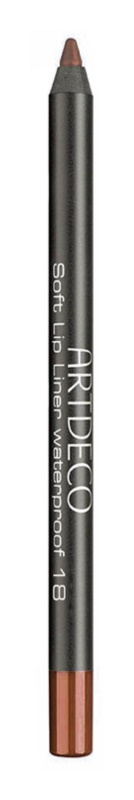 Artdeco Soft Lip Liner Waterproof Wasserfester Lippenkonturenstift